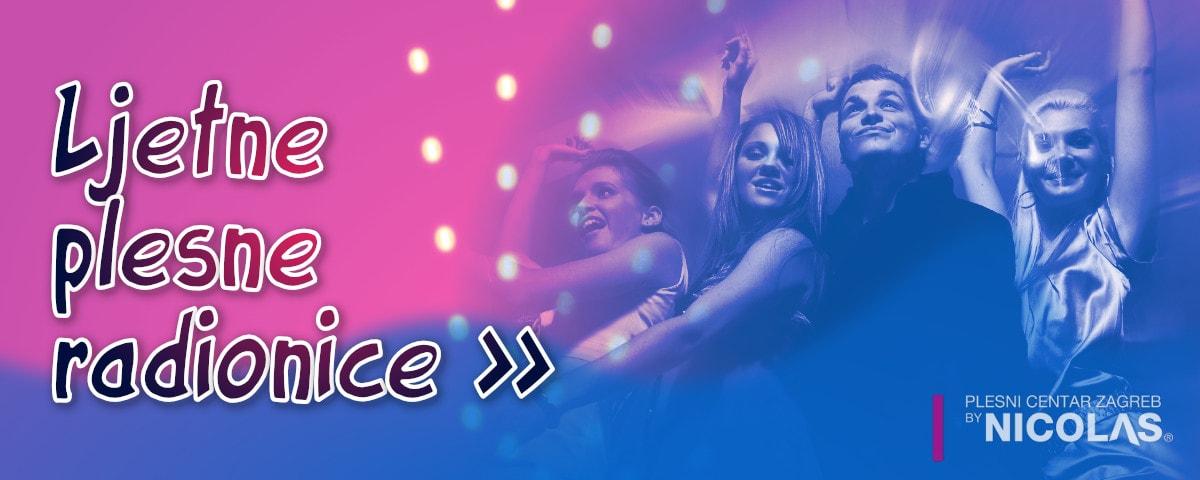 Ljetne plesne radionice - PCZ by Nicolas
