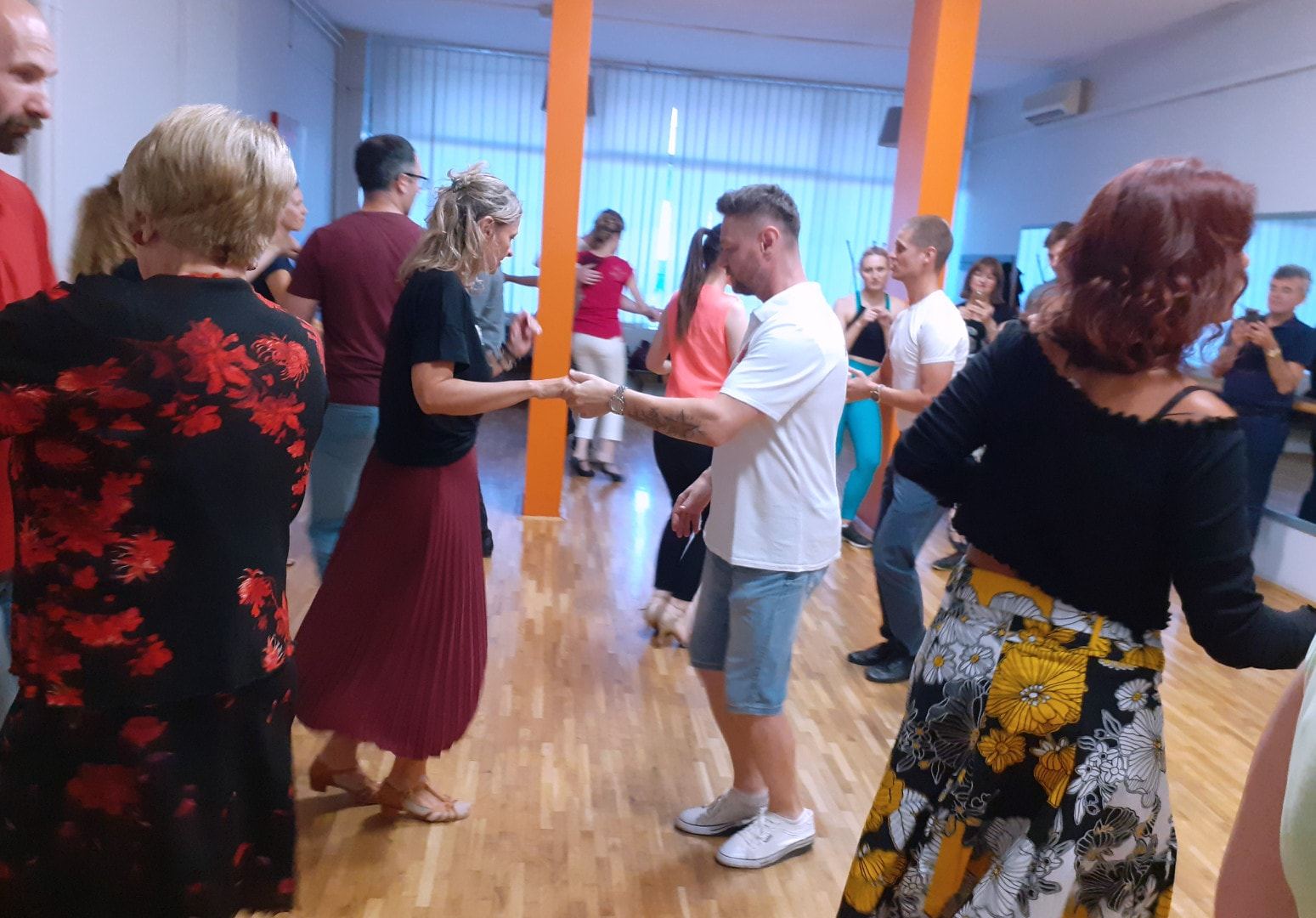 Ljetne plesne radionice u PCZ by Nicolas 1.7.-11.7.