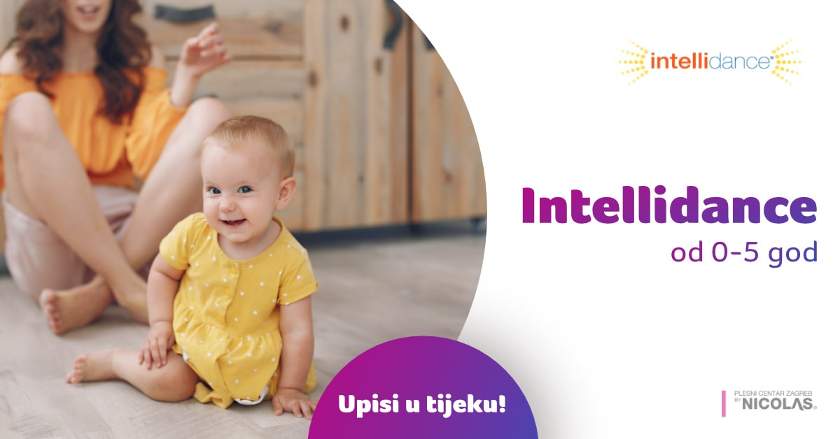 Intellidance - plesni program za razvoj djeteta