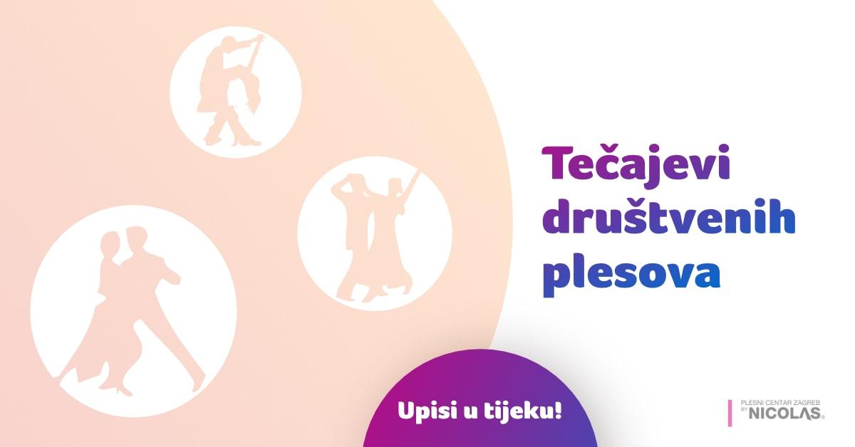 Tečaj društvenih plesova u PCZ by NIcolas