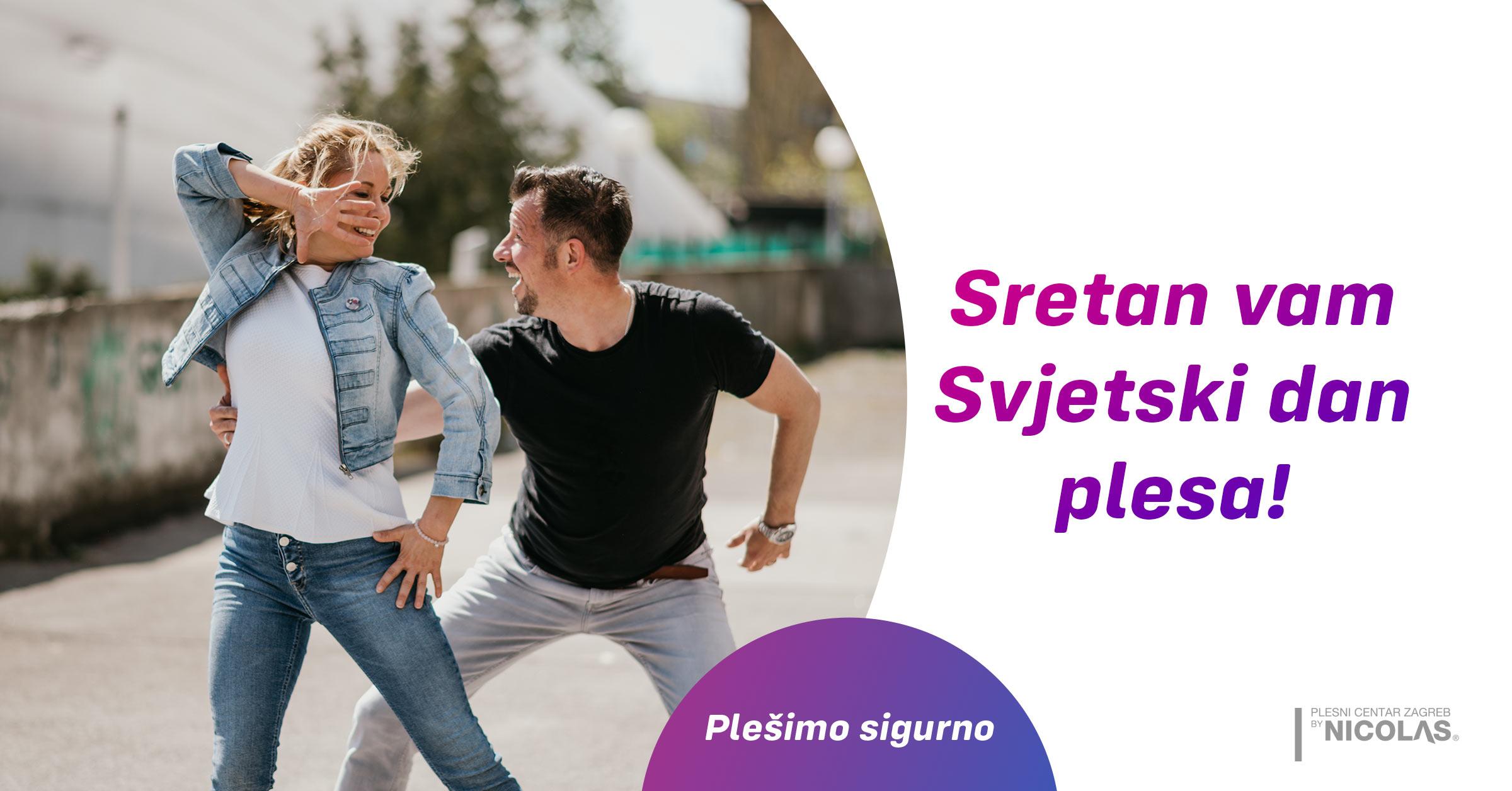 Svjetski dan plesa SPK Zagreb