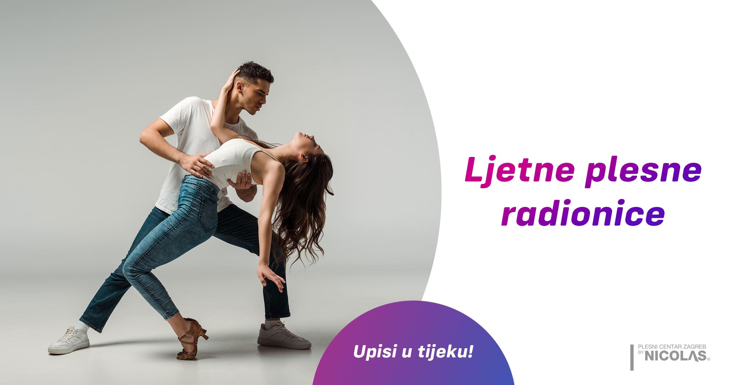 Ljetne plesne radionice
